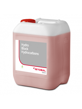 Hydro block hydrocarbons