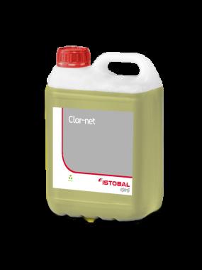Gel limpiador higienizante clorado