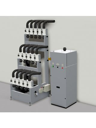 Coin suction system 4AM0000