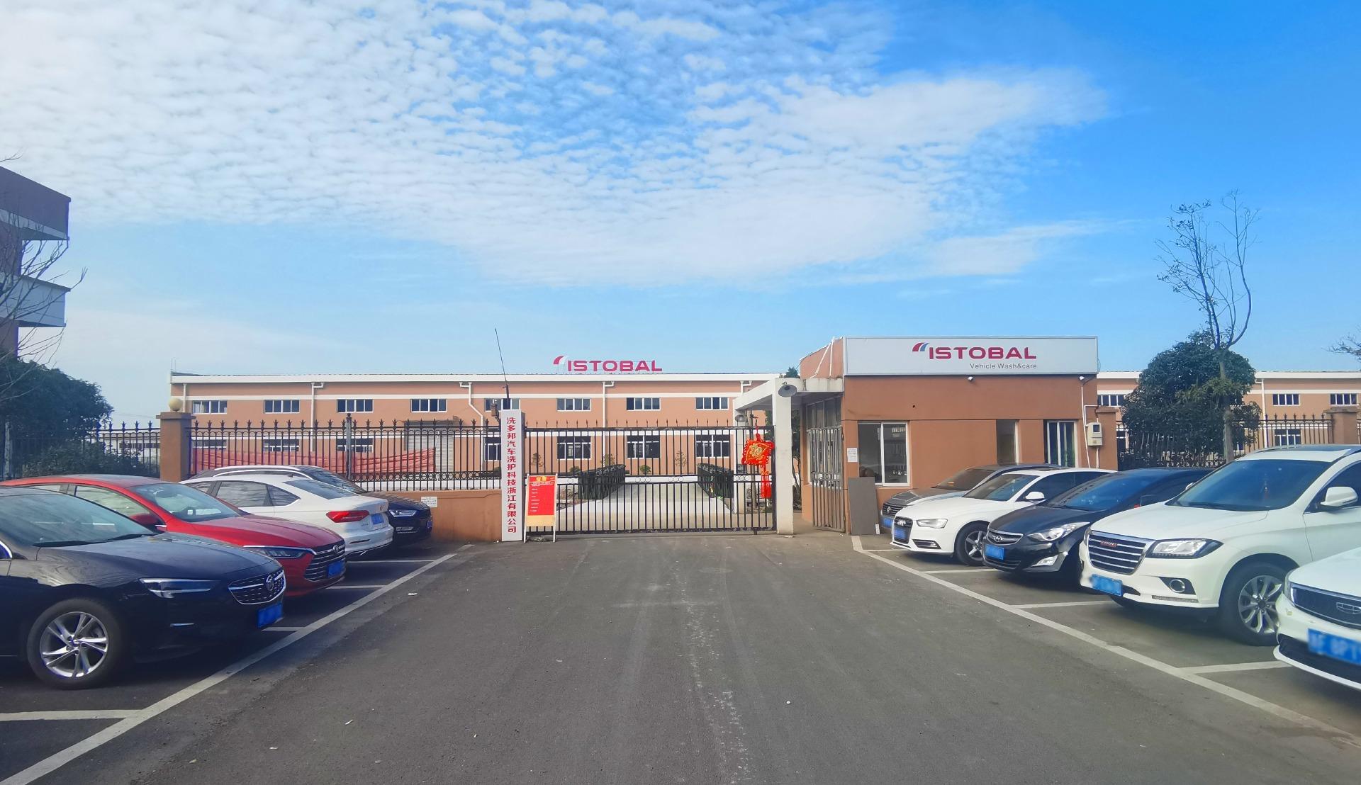 ISTOBAL China subsidiary