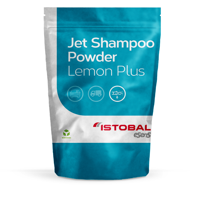 Jet Shampoo Powder Lemon Plus
